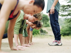 exercise group